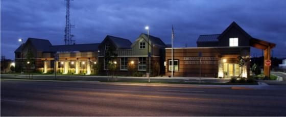 Johnson County Detention Center Cover Letter